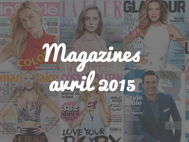 Magazines féminins gratuits