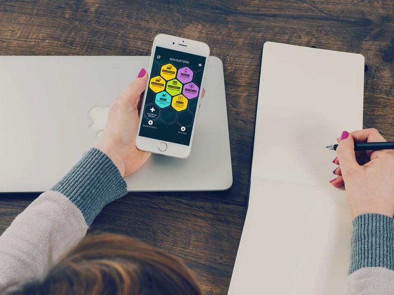 Test et avis sur l'application mobile Nantes dans ma poche
