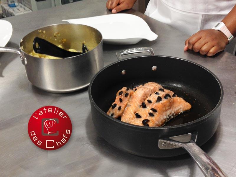 Cuisine des chefs best cours de cuisine luatelier des - Cour de cuisine gratuit ...
