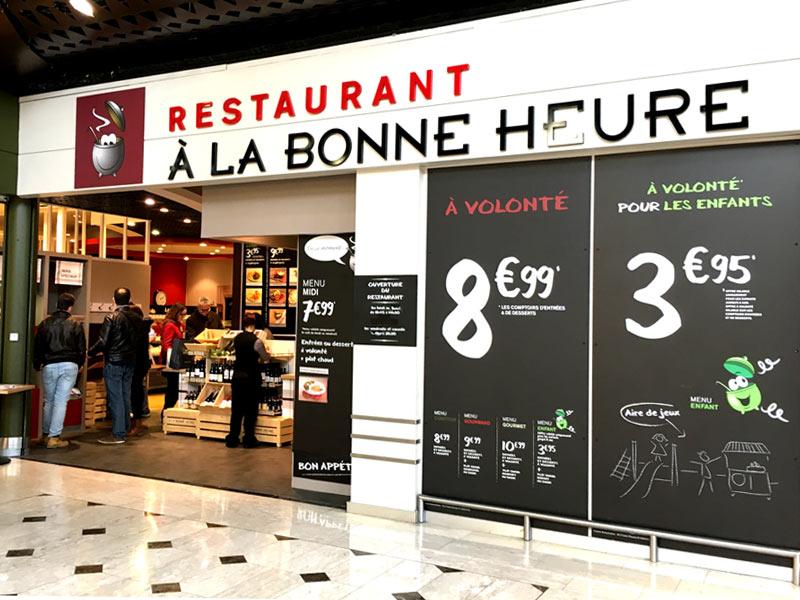 Restaurant Bonne Heure