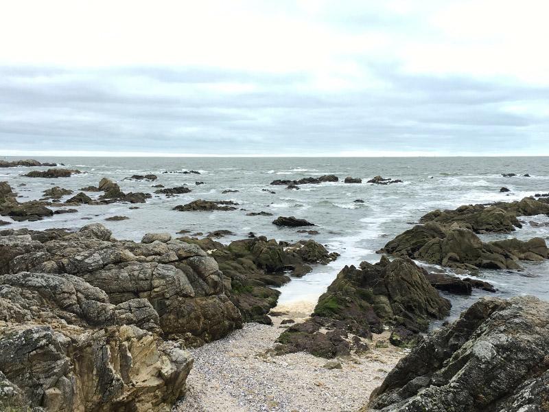 Balade à Guérande et au Croisic le long de la côte sauvage