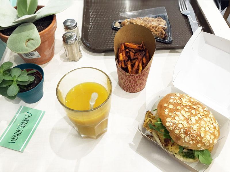 Avis sur Veggie Avenue : restaurant végétarien à Nantes