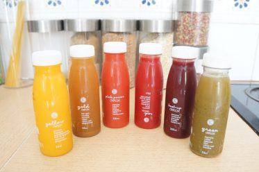 Test de la cure detox Kitchen diet