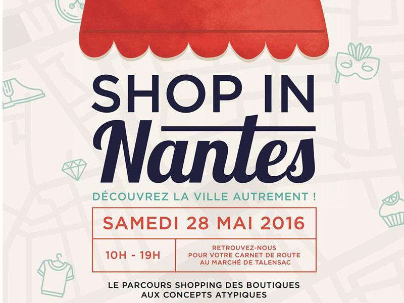 Shop in Nantes 2016 liste des boutiques