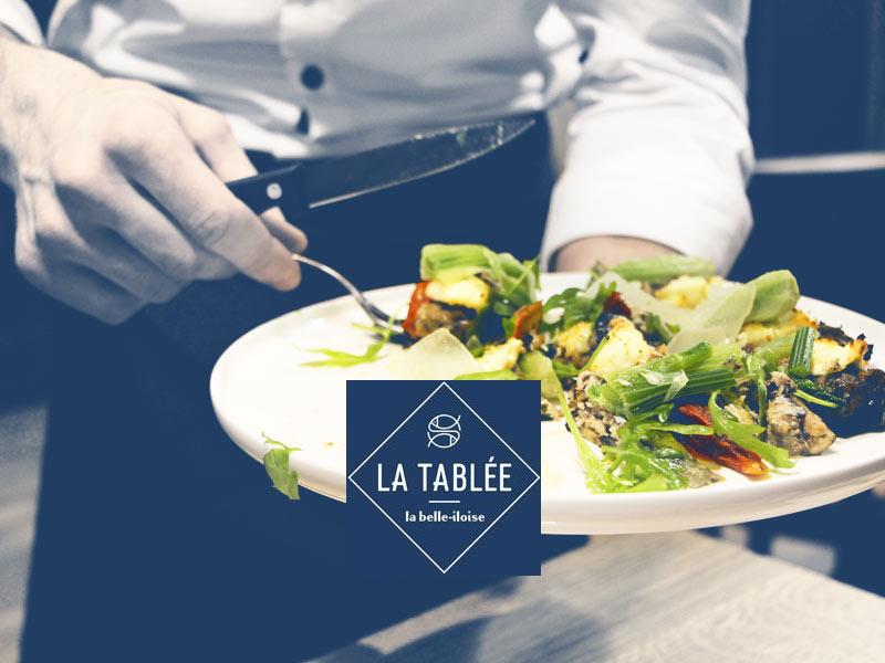 La Tablée : le restaurant de la Belle-iloise à Nantes