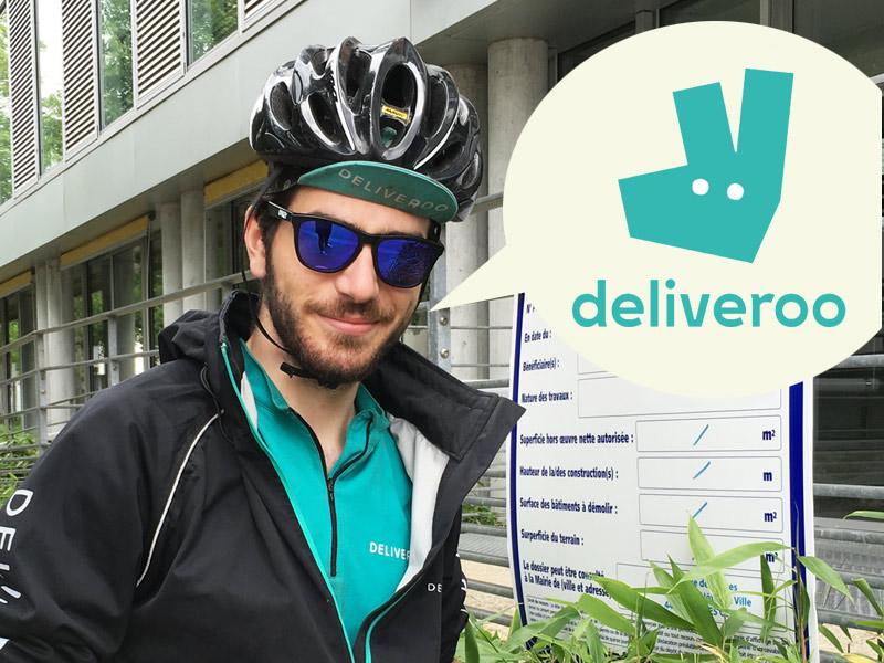Avis sur Deliveroo Nantes service de livraison de repas à Nantes