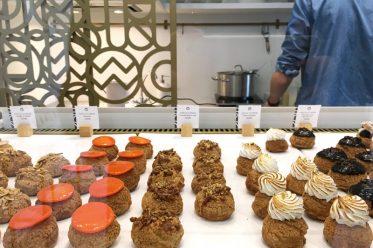 Les choux de Maison Grimaud, pâtisserie à Nantes