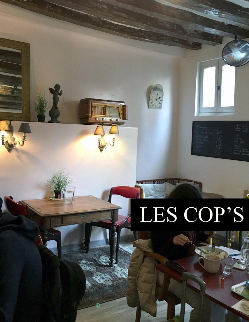 Les cop 39 s nouvelle enseigne de restauration rapide - Restauration rapide salon de provence ...