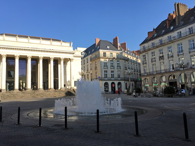 Blog sur Nantes