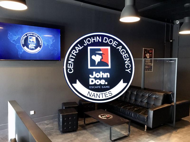 Mon avis sur John Doe escape game Nantes