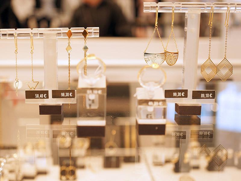 Sélection au manège à bijoux Orvault