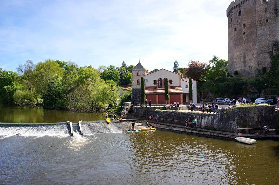 Visiter Clisson, une jolie ville à côté de Nantes