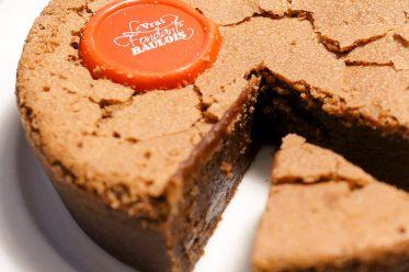 Le Fondant Baulois : gâteau au chocolat spécialité de La Baule en Loire-Atlantique