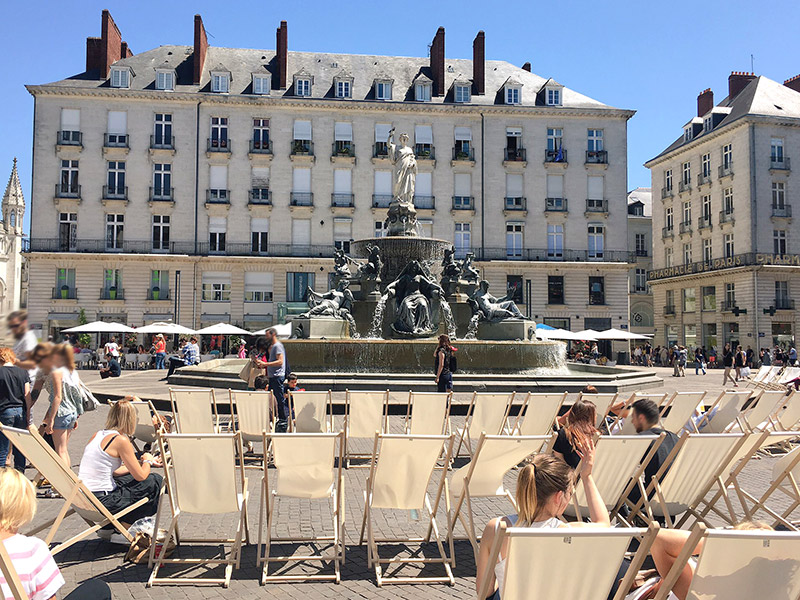 Blog de bonnes adresses à Nantes