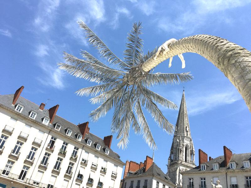 L'été à Nantes avec des idées de sorties et le Voyage à Nantes