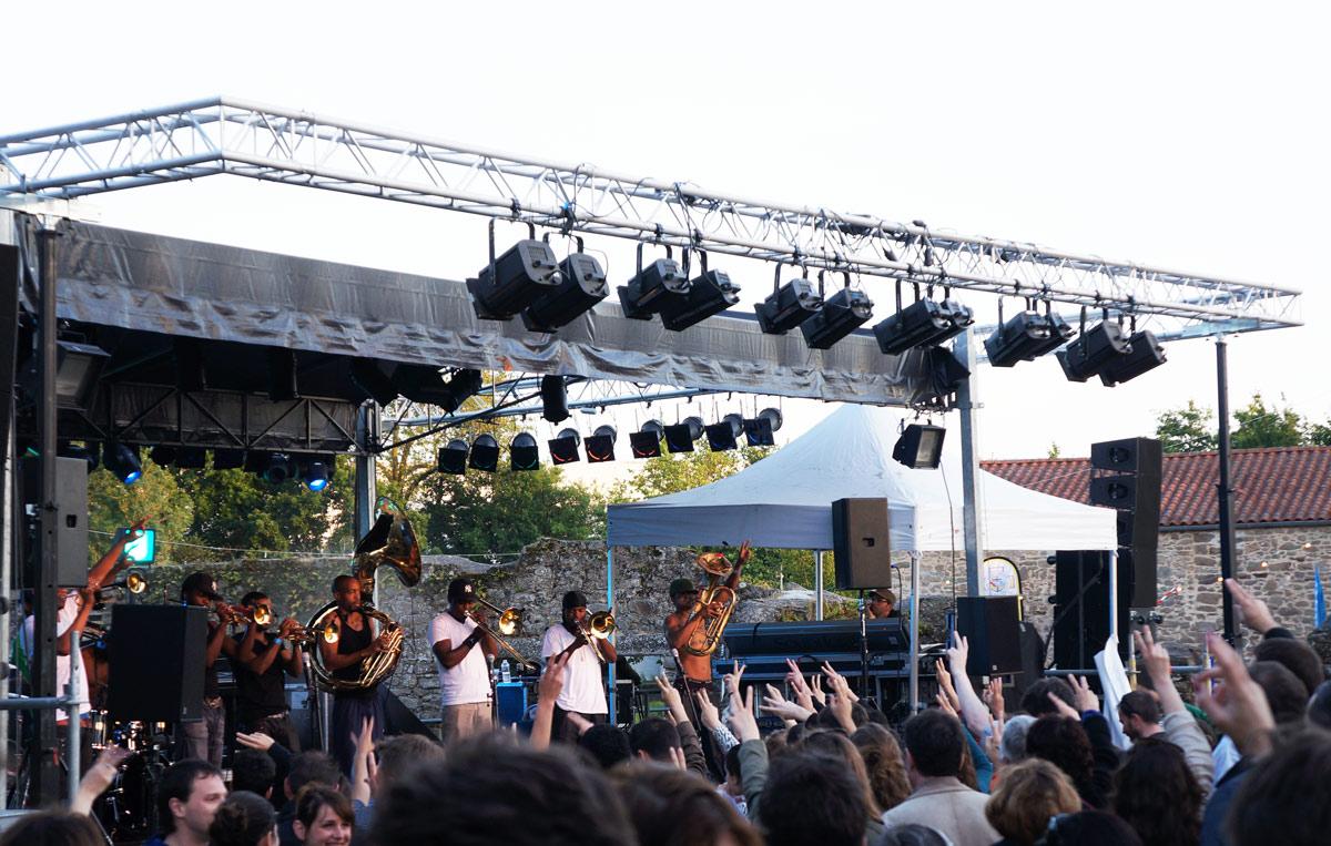 Festival des soleils bleus