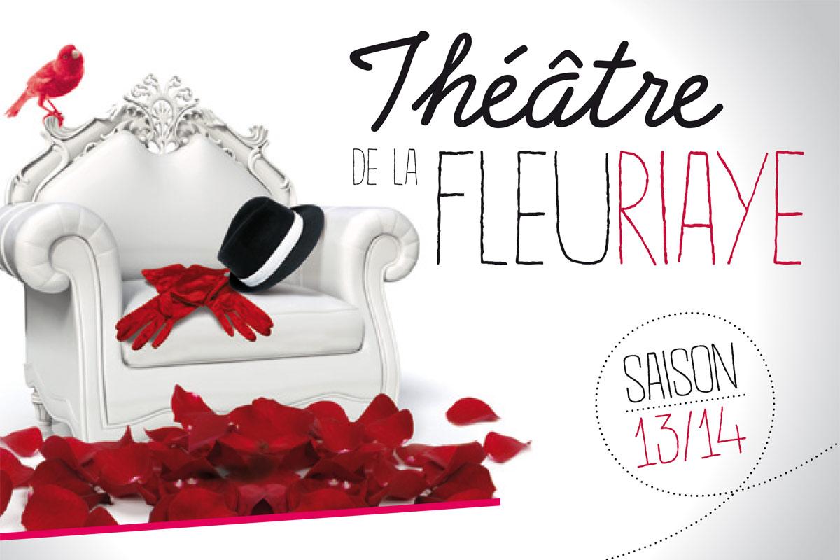 Programme du Théâtre de la Fleuriaye
