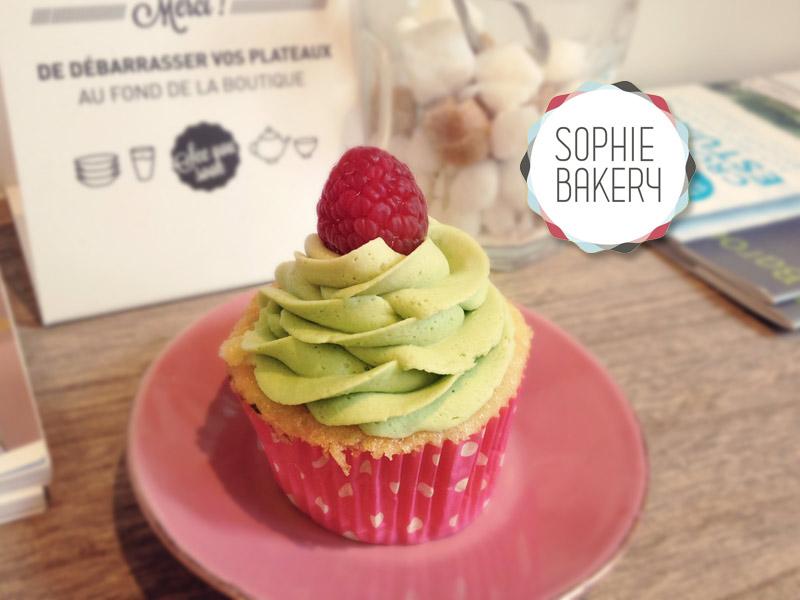 Sophie Bakery salon de thé et cake shop à Nantes