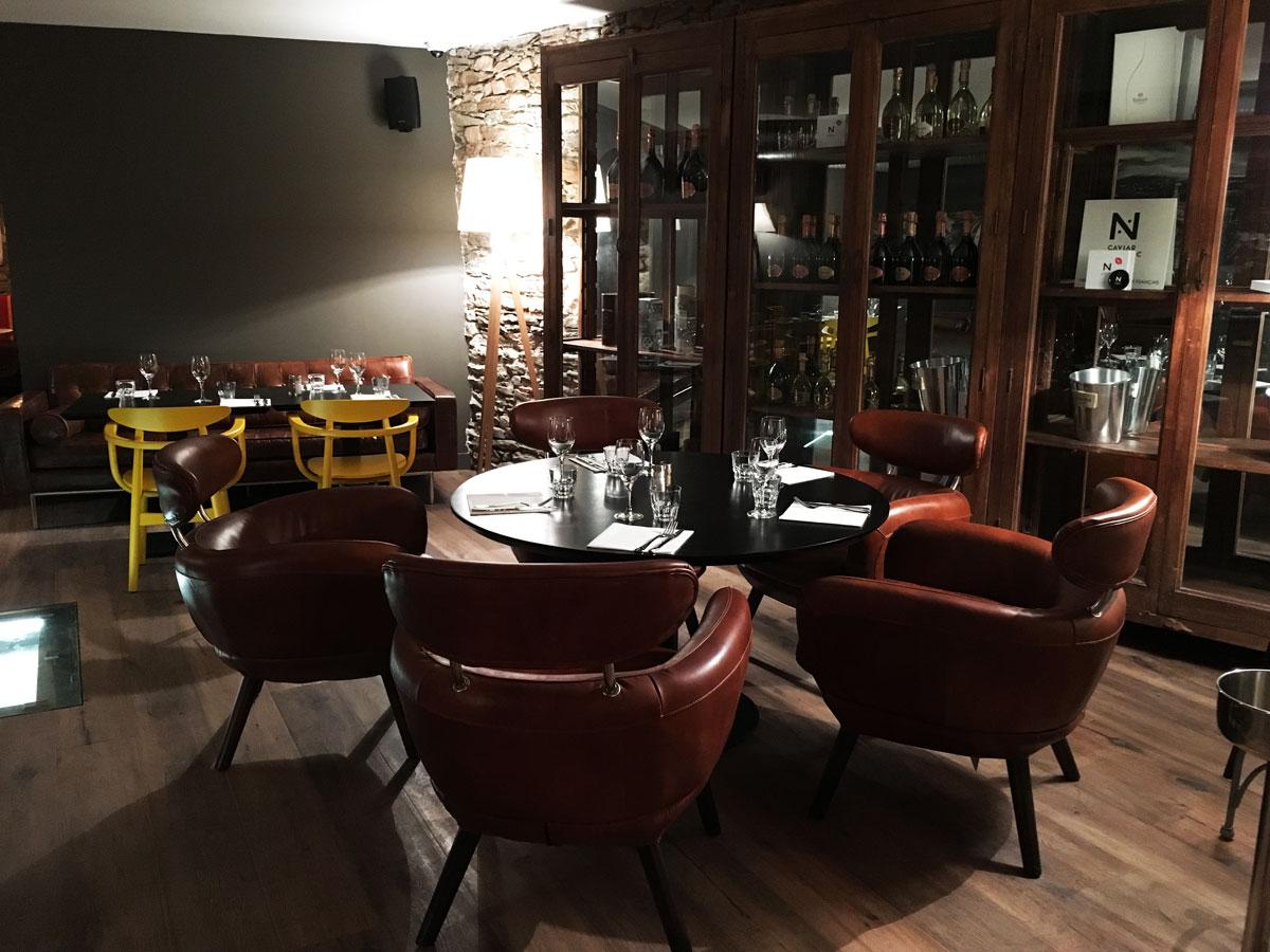 Restaurant La Prison Du Bouffay Nantes
