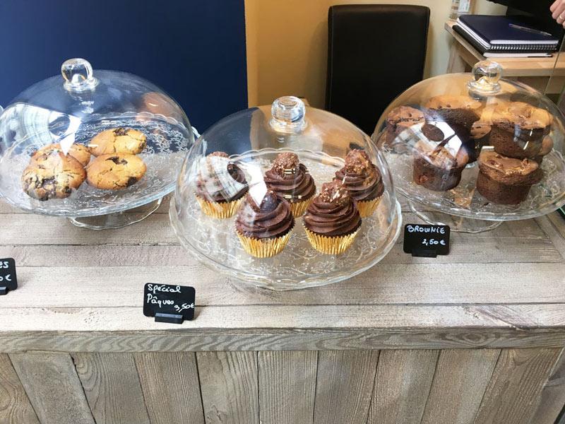 Oh my darling cupcake shop à Nantes