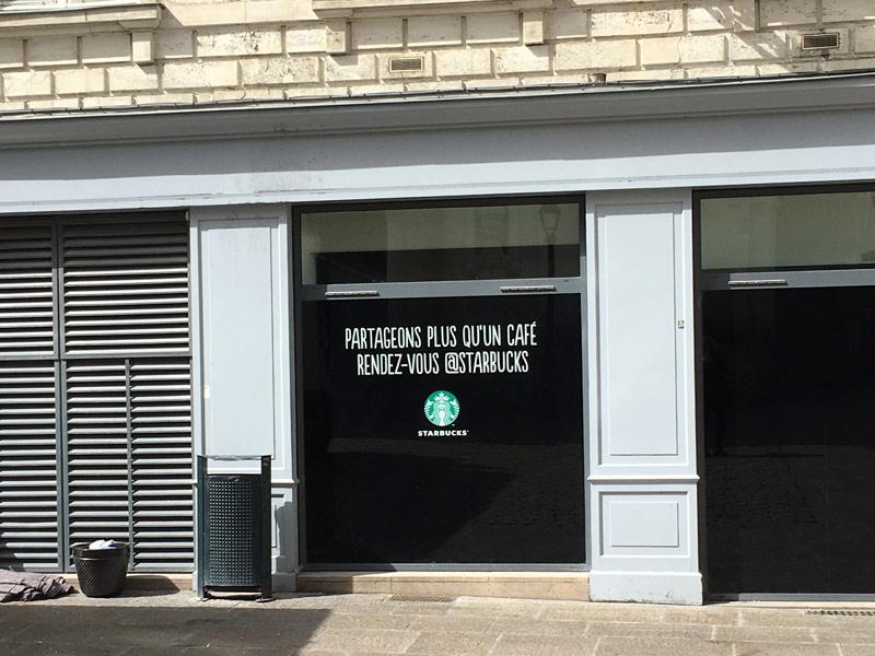 Le nouveau Starbucks café de Nantes ouvre bientôt