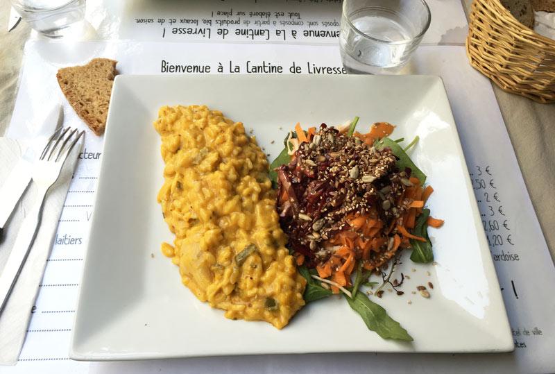 Restaurent Vegetarien Vegan Nantes