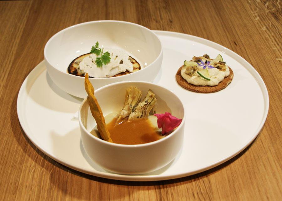 La tabl e le restaurant de la belle iloise nantes - Dans la cuisine nantes ...