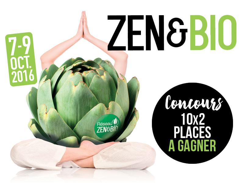 Salon zen & bio 2016 à Nantes