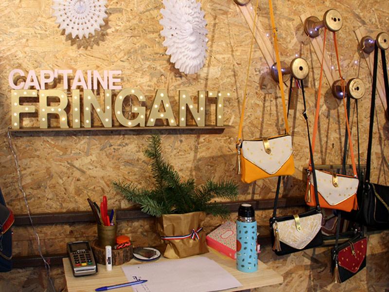 Captaine fringant : sacs en cuir artisanaux et nantais
