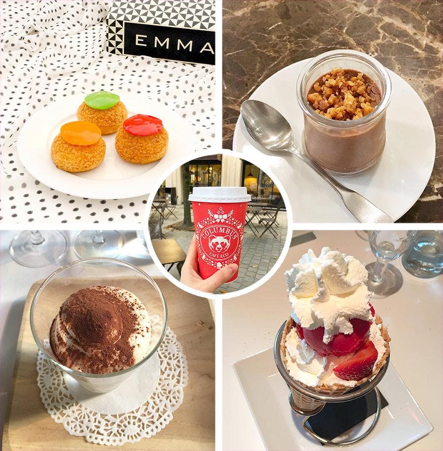 Nantes Restaurant De Desserts