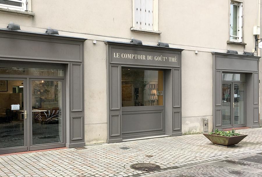 Le comptoir du go t 39 th carquefou ferm - Comptoir irlandais nantes ...