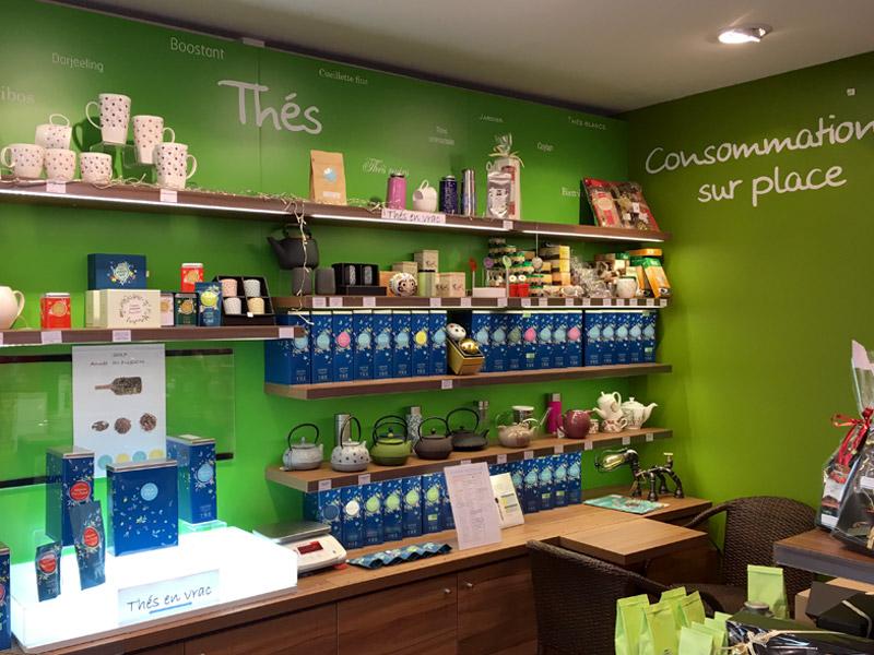 Visite du comptoir Nanthé du café à Nantes
