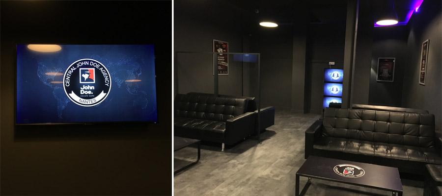 mon test de l 39 escape game john doe nantes. Black Bedroom Furniture Sets. Home Design Ideas