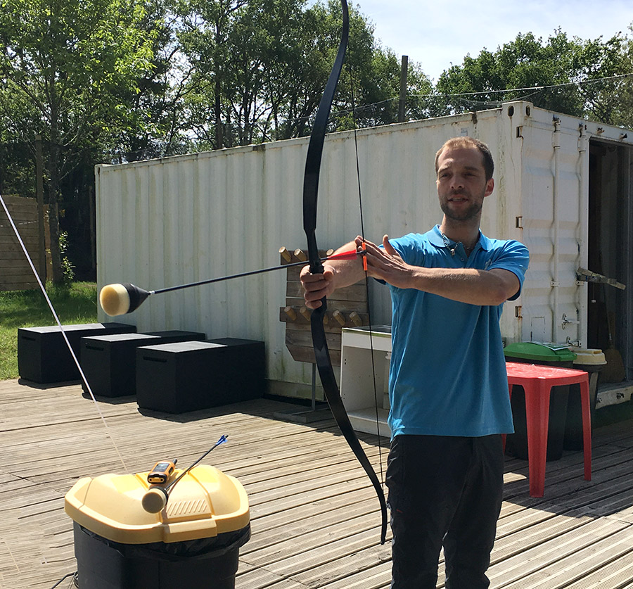 Soft Archery à la vallée des Korrigans