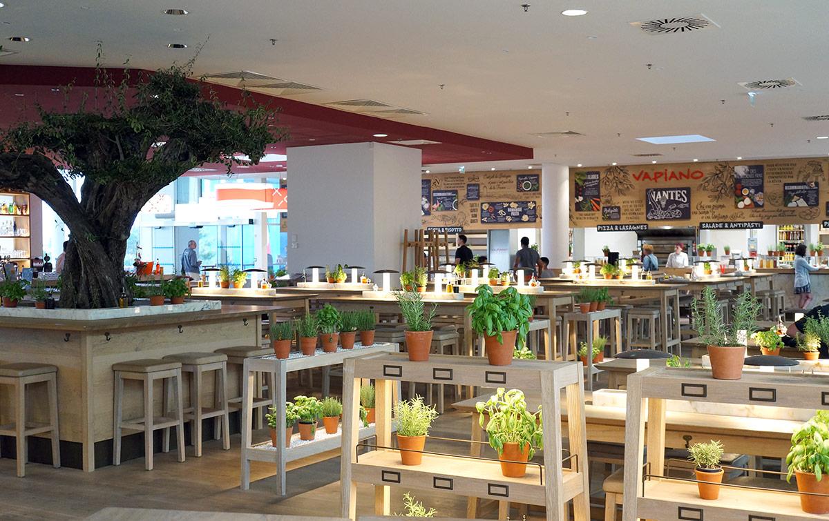 Vapiano Nantes : mon avis sur le restaurant intalien situé à Saint-Herblain