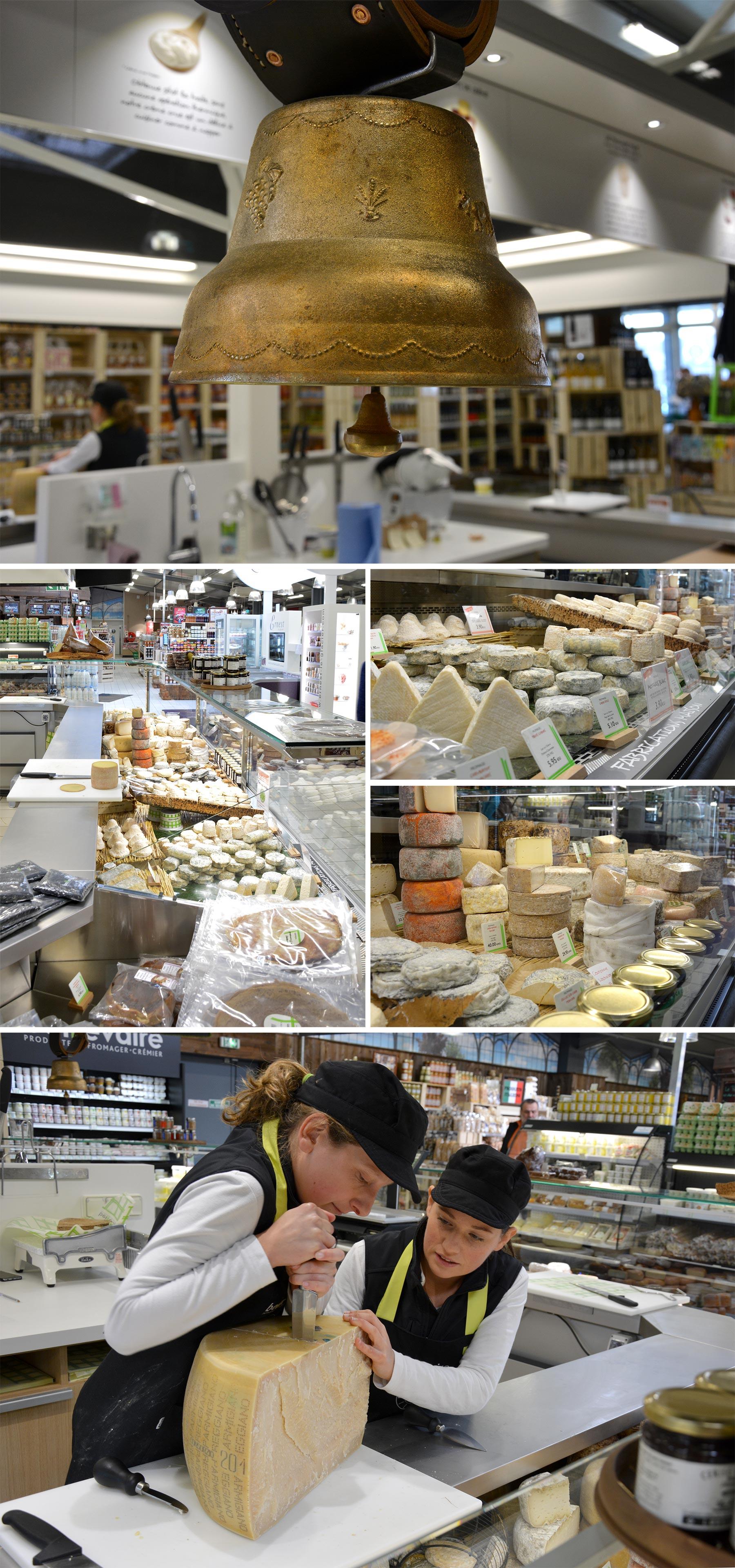 Beillevaire, fromager à L'Heure du marché Nantes Orvault