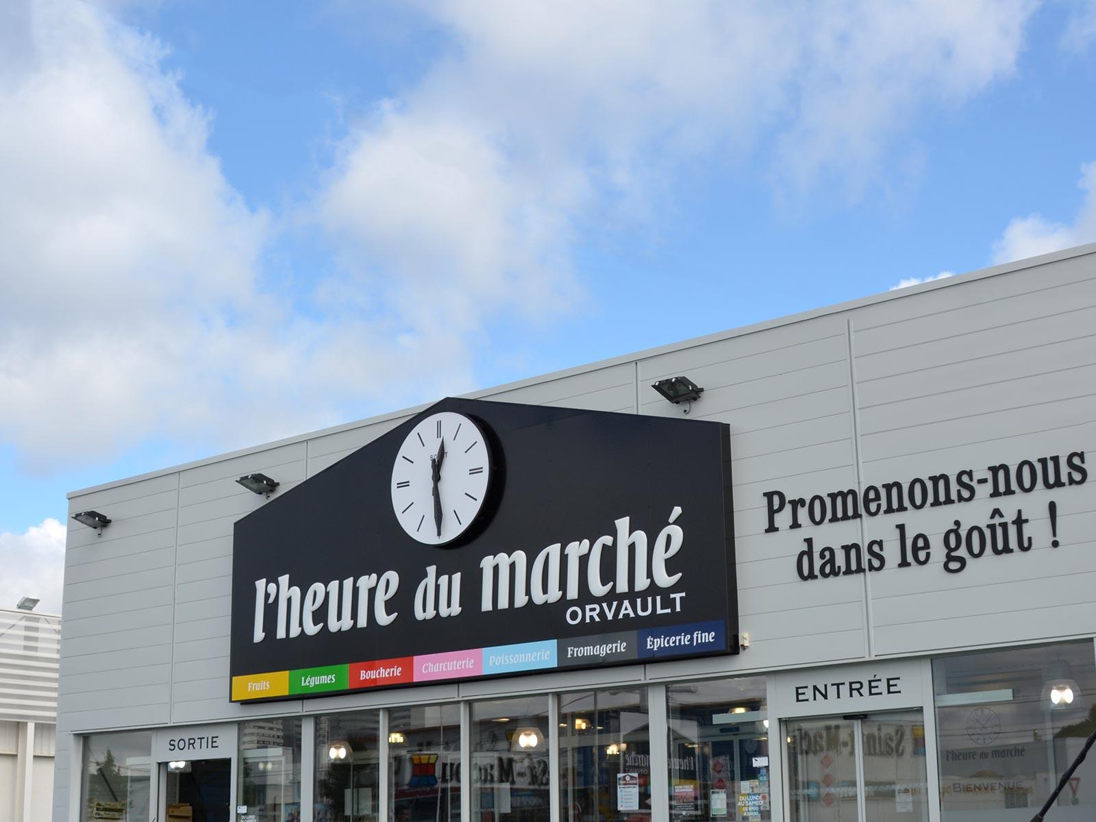 L'Heure du marché Nantes Orvault