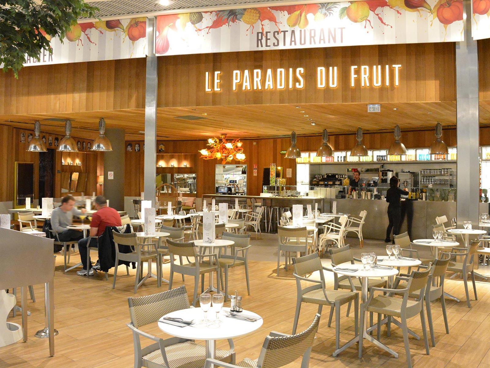 Mon avis sur le Paradis du fruit Nantes Atlantis