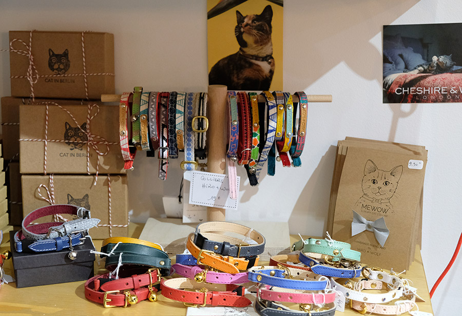 Hariet et Rosie, concept store nantais pour chiens et chats