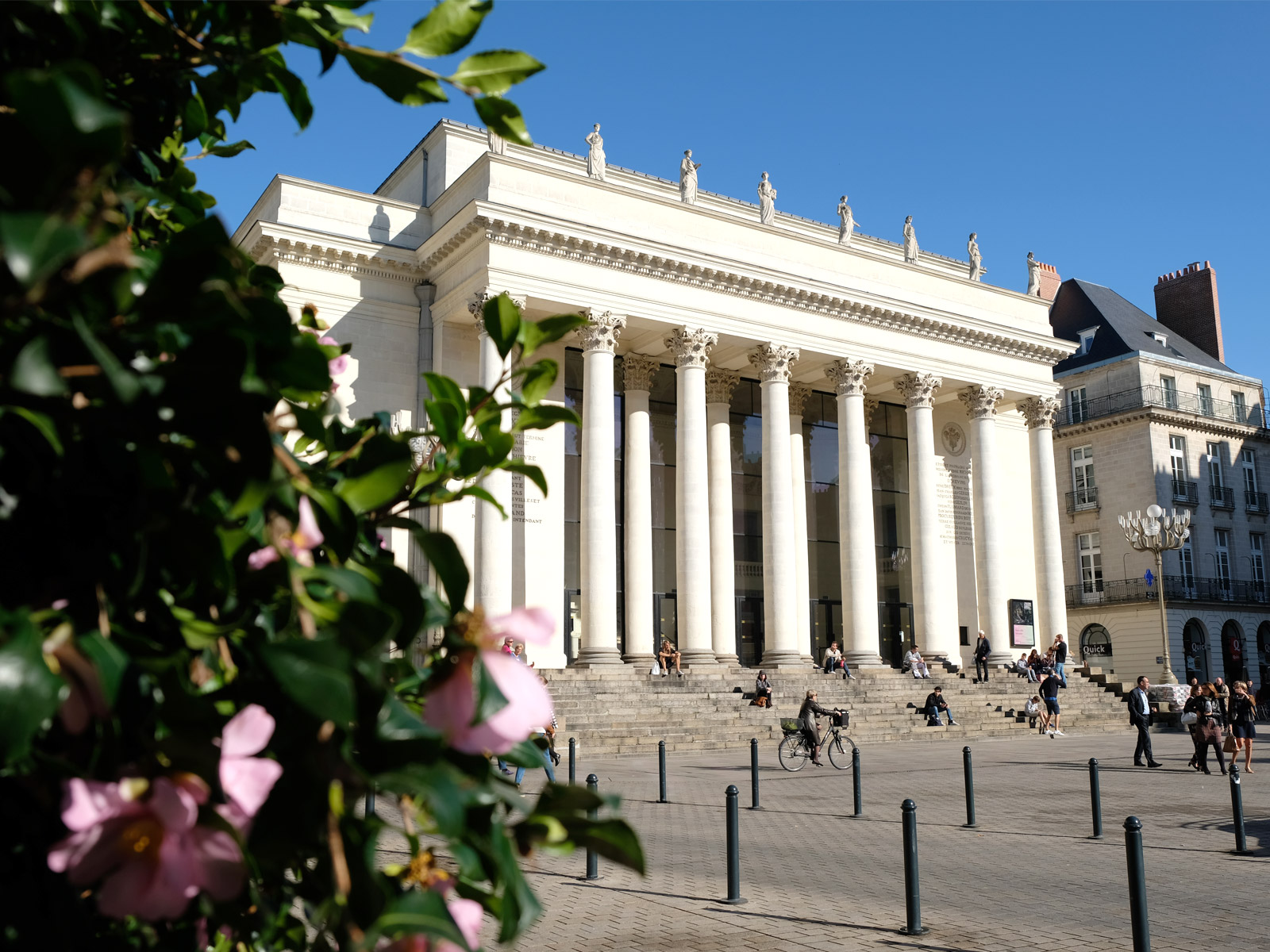 Nantes city guide : octobre 2017