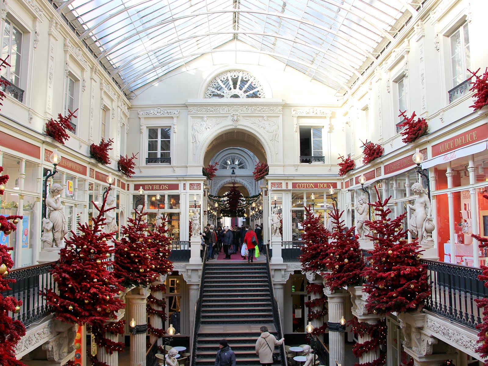 Le Passage Pommeraye à Nantes : merveille architecturale