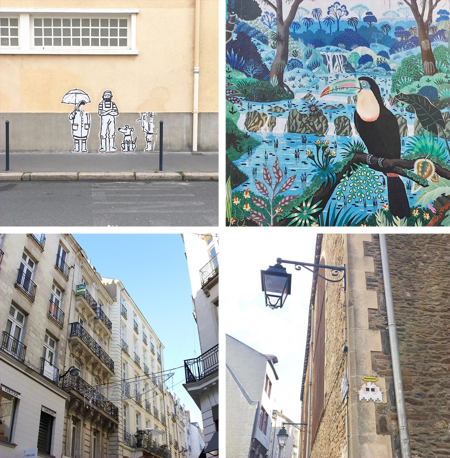 Tourisme à Nantes : découvrir Nantes en images