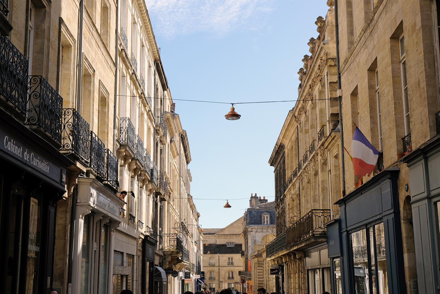 Visite touristique de Bordeaux