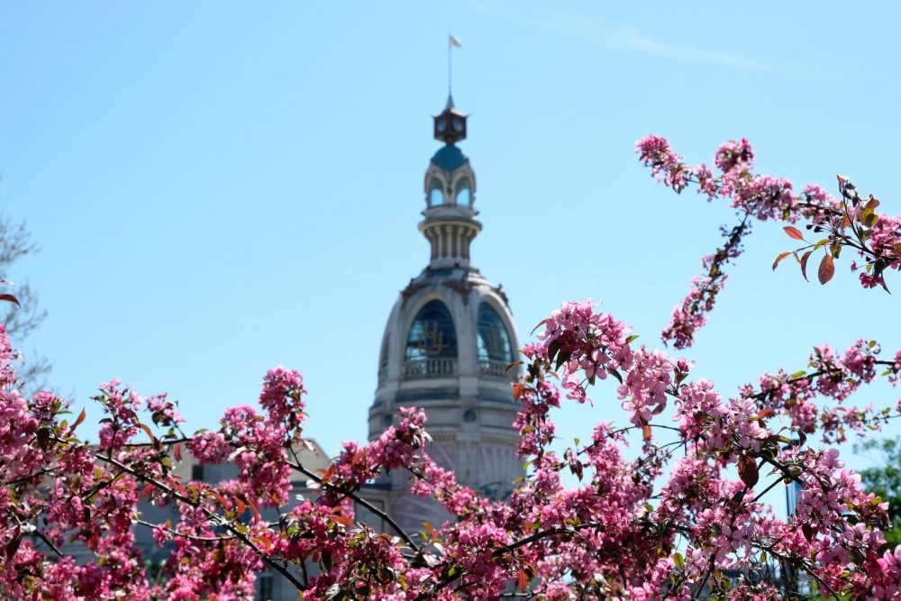 Le mois d'avril à Nantes