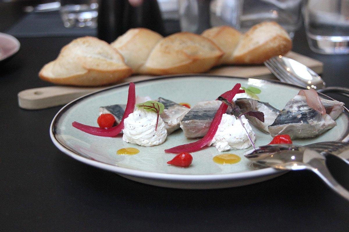 Les dîners à partager du restaurant l'Assise au Radisson blu de Nantes