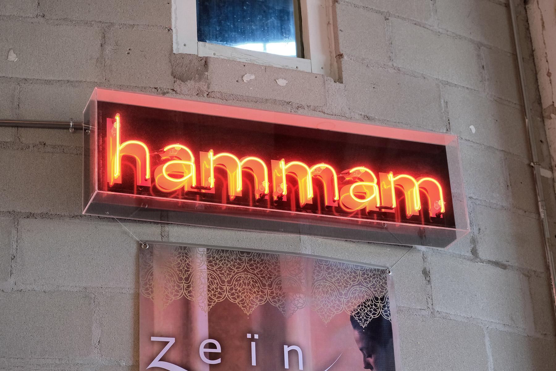 Mon test du Hammam Zeïn au Lieu Unique à Nantes