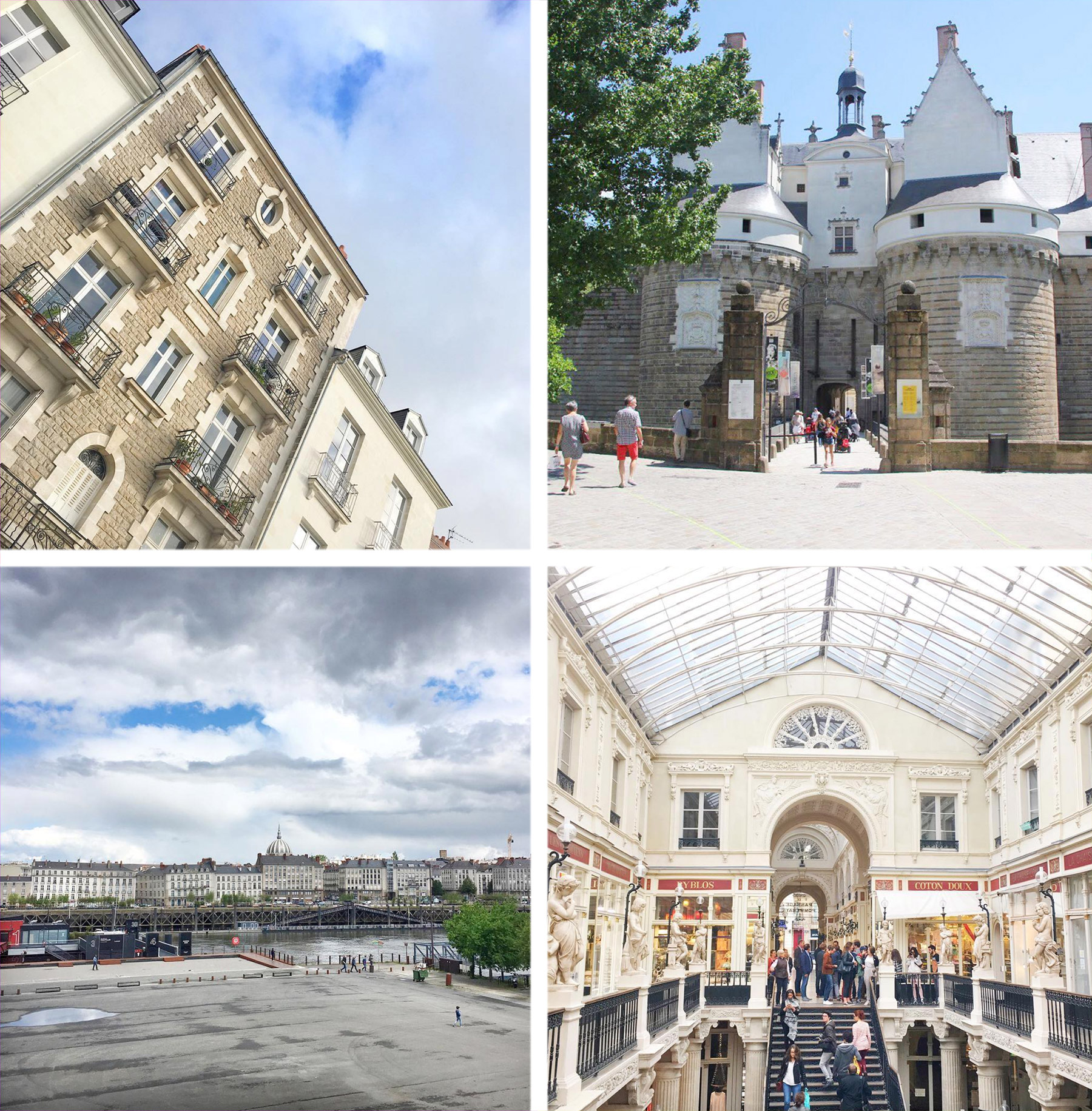 Tourisme à Nantes en 2018