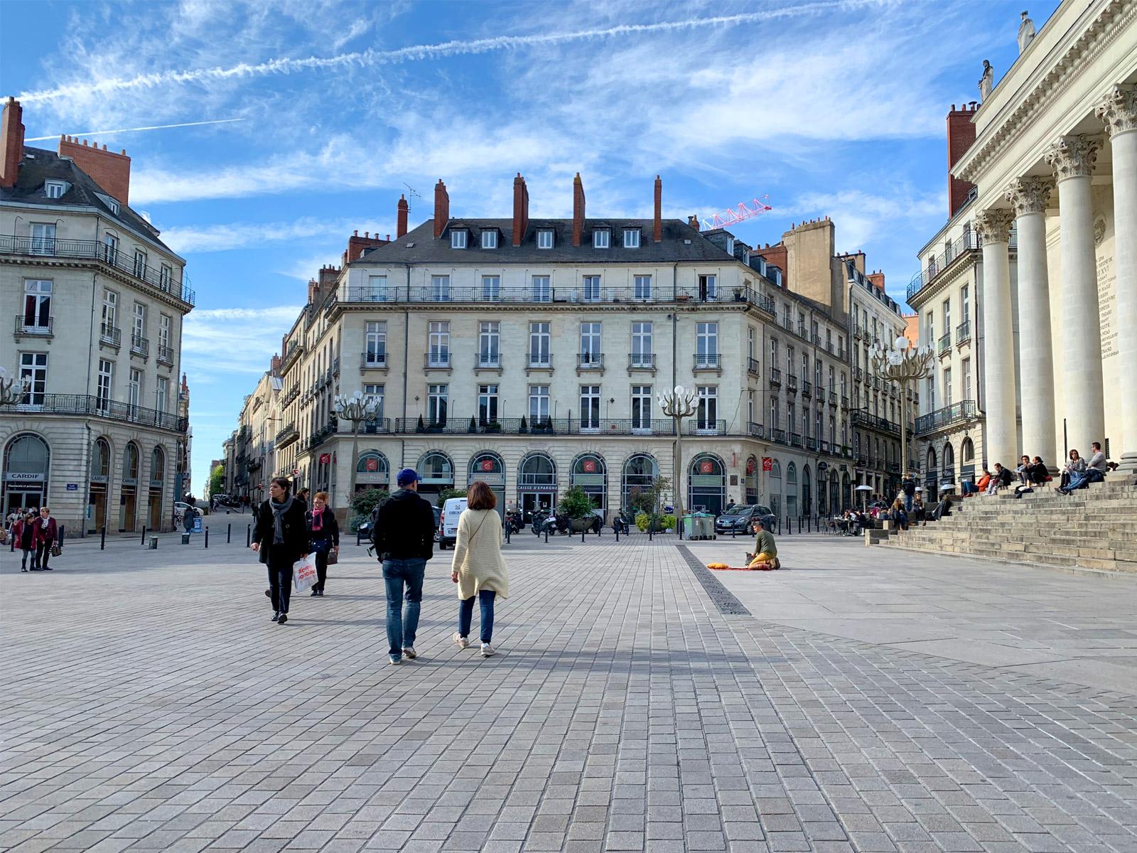 Balades à Nantes et ses alentours