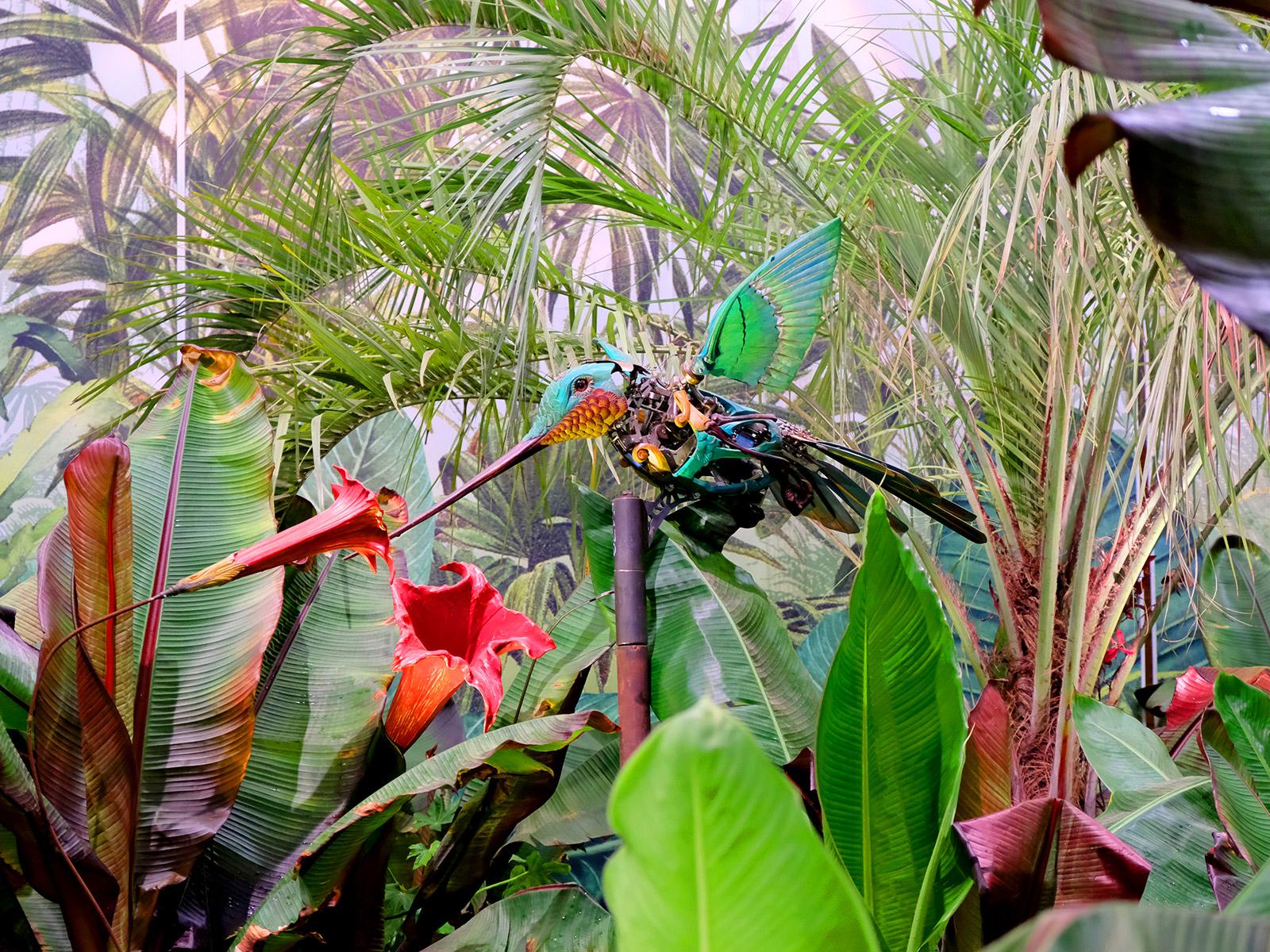 Les Floralies internationales de Nantes : grande exposition florale en 2019