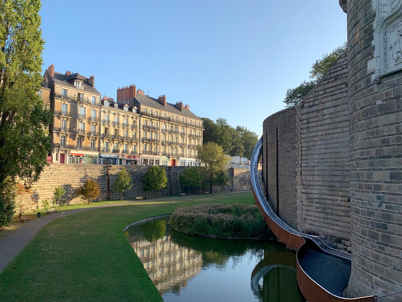 Le Château des Ducs de Bretagne à Nantes